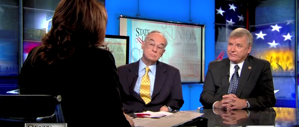 "Pete on CNN's ""State of the Union with Candy Crowley"" (Video)"
