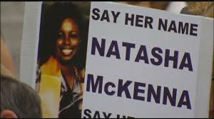 mckenna protest