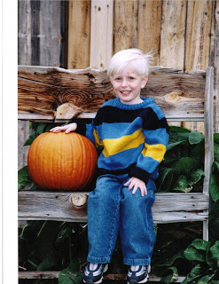 Liza Long's son at age 4